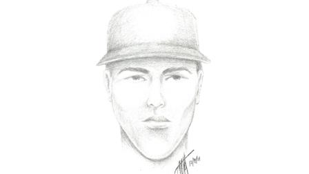 Investigators released a sketch of a second suspect involved in the terrifying home-invasion mugging of an elderly woman in Orange County.