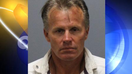 Jeffrey Stark, 51, was arrested Thursday, March 15, 2012. He was booked on four burglary counts.