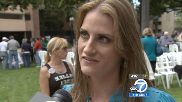 OC crime victims speak out at annual march