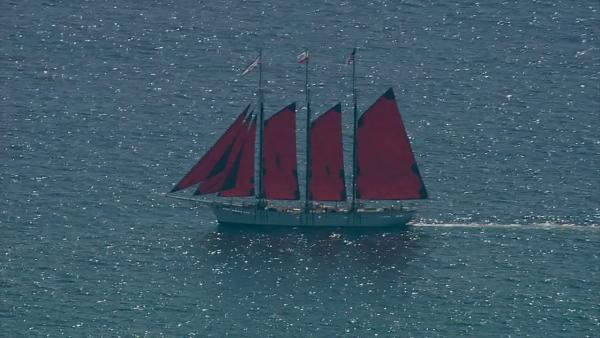 2 injured in mock sea battle in Dana Point