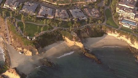 A snorkeler in Laguna Beach died in the water on Thursday, Oct. 4, 2012.