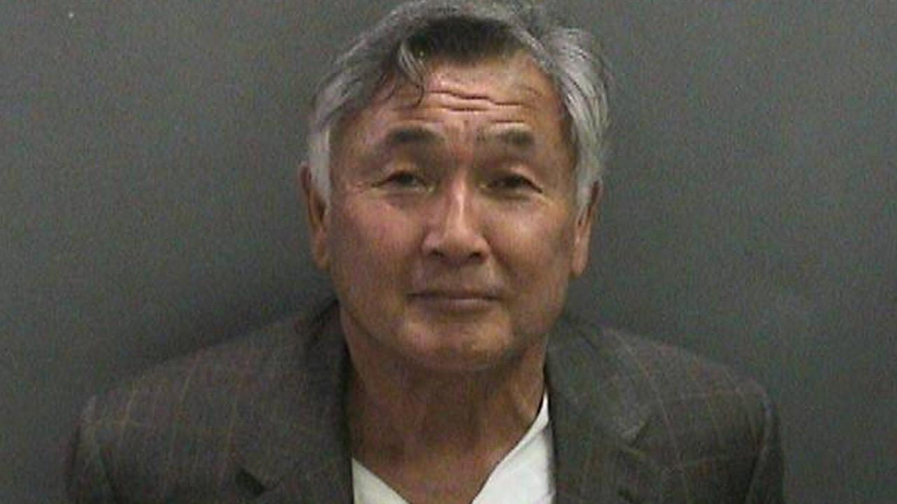 The operator of Legend Cellars, Inc., seen in the photo, has been charged with stealing nearly $3M in vintage wines from his client wine cellars.