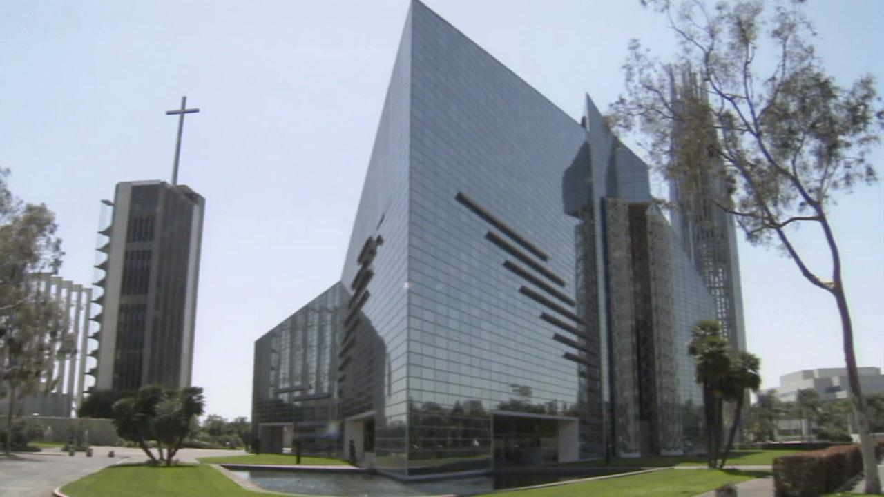 The Crystal Cathedral is seen in this undated file photo.