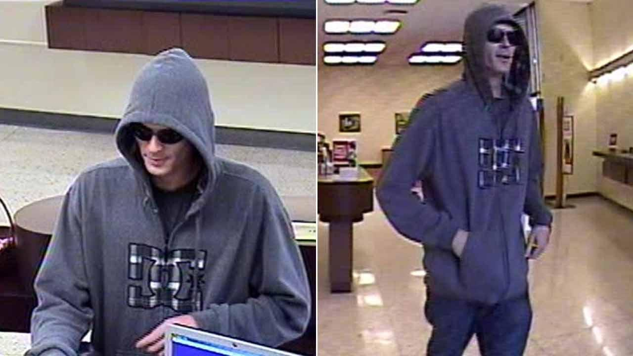 A suspect robbed the Bank of America branch at 3300 East Coast Highway Thursday, Dec. 6, 2012.