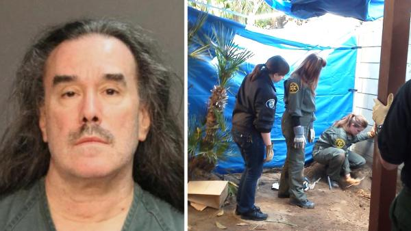 Arrest made in Santa Ana backyard bones case