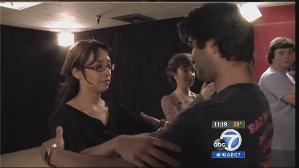 'Heart of Tango' connects autistic students
