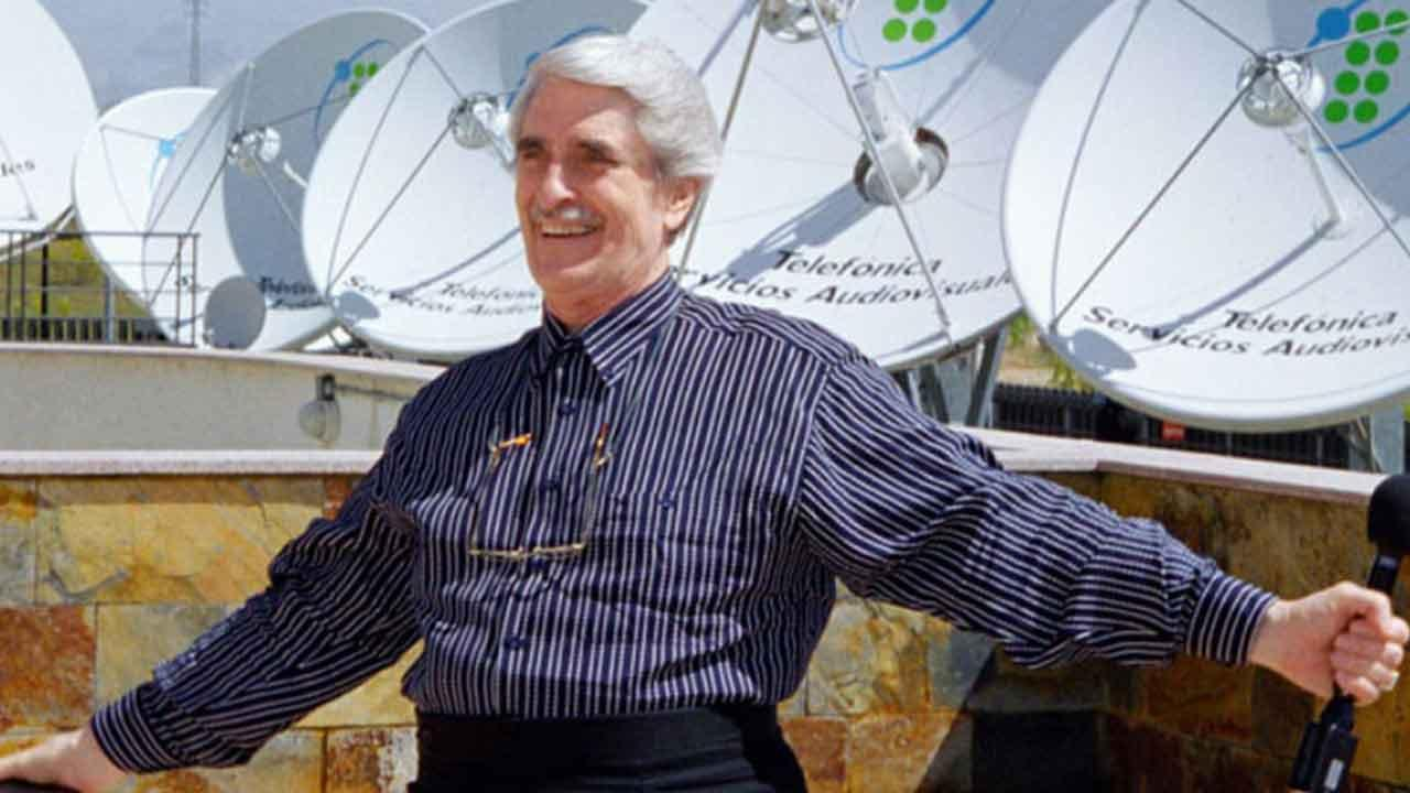 Paul Franklin Crouch, co-founder of Trinity Broadcasting Network, died Saturday, Nov. 30, 2013. He was 79.
