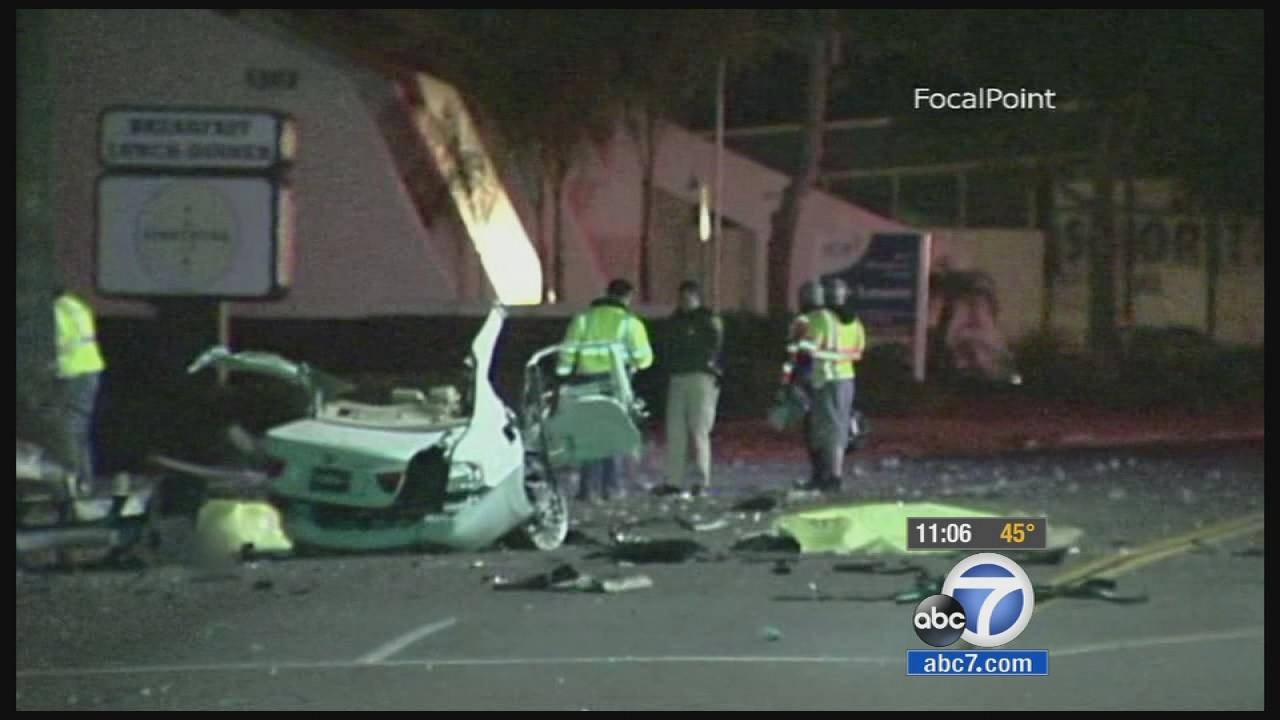 Ventura County News Car Crash
