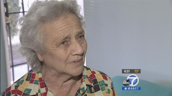 Great-grandma robbed inside store; 1 arrested