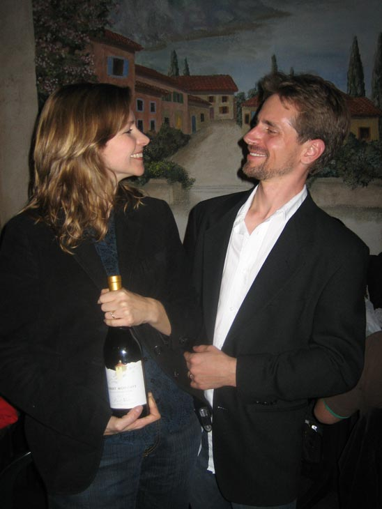Tanja left Scientology for good in August of 2006.  Since then, she and Stefan have begun their own business &#40;Pictured here in 2007&#41;. <span class=meta>(Photo&#47;KABC Photo)</span>