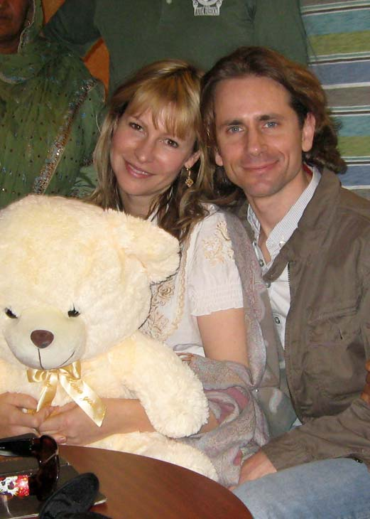 Tanja left Scientology for good in August of 2006.  Since then, she and Stefan have begun their own business &#40;Pictured here in 2010&#41;. <span class=meta>(Photo&#47;KABC Photo)</span>