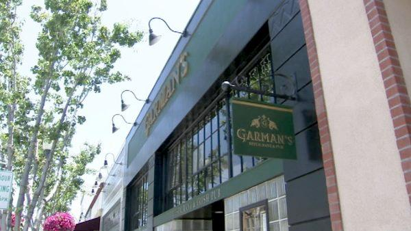 When you get hungry, head over to Garman's Pub on East Main Street for their unusual specialty dish.