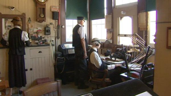The Santa Susana Railroad Depot is at 6503 Katherine Rd. in Simi Valley and is open 1 p.m. to 4 p.m. Saturday and Sunday with a $1 per adult donation for admission