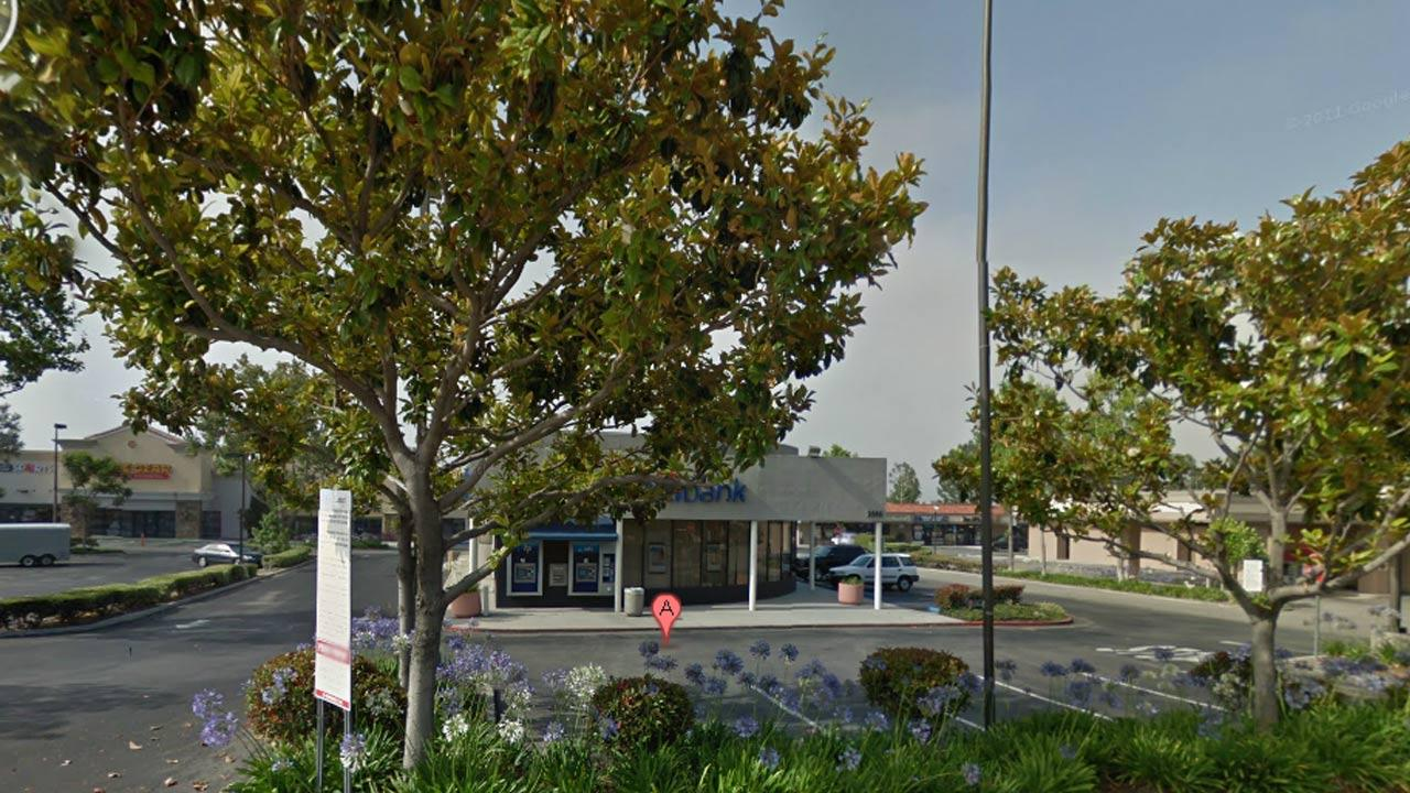 A Citibank located at 2860 Cochran Street in Simi Valley was robbed on Monday, July 9, 2012, police said.