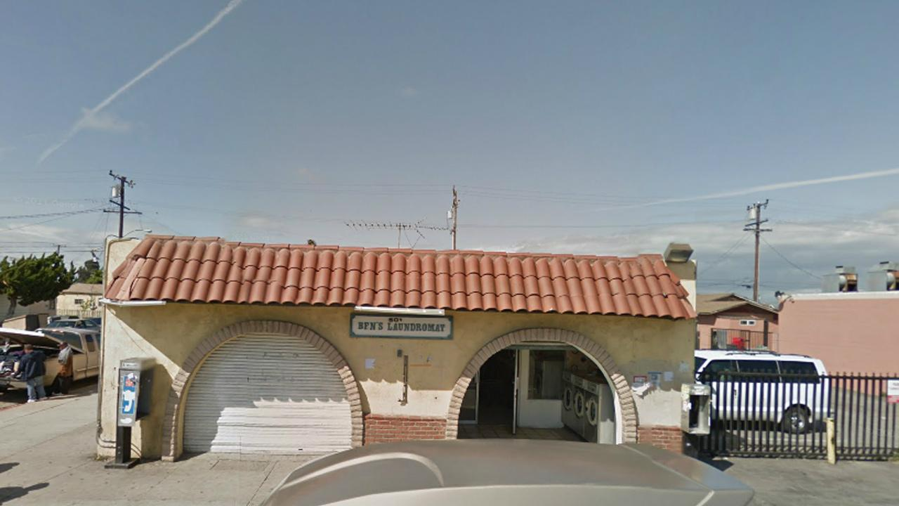 Bens Laundromat in Oxnard, Calif., is seen in this undated photo.