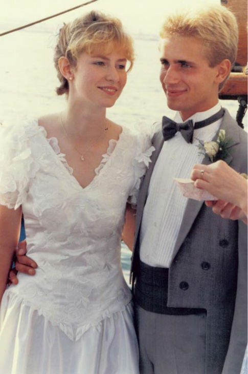 "<div class=""meta ""><span class=""caption-text "">Tanja and Stefan Castle met, fell in love and married in Scientology's elite 'Sea Org' (wed on June 19, 1988) which requires all members to sign a 'billion year' contract, pledging this and every future lifetime to the church. (KABC Photo)</span></div>"