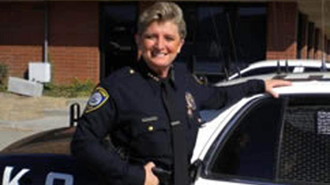 Port Hueneme Police Chief Kathleen Sheehan is seen in this undated photo.