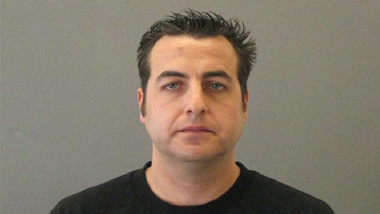 Arturo Fernando Shaw III Gutierrez, 36, of Oak View was arrested Saturday, Dec. 1, 2012 for allegedly arranging online to have sex with an underage girl in Seal Beach who was an undercover officer participating in an underage sex sting.