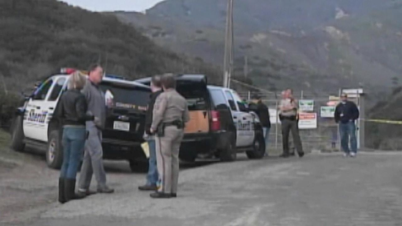 A motorcyclist was shot dead by California Highway Patrol officers in Ventura County on Saturday after allegedly refusing to pull over during a traffic stop on PCH and Padre Juan Canyon Road in Ventura County on Saturday, Jan. 5, 2013.