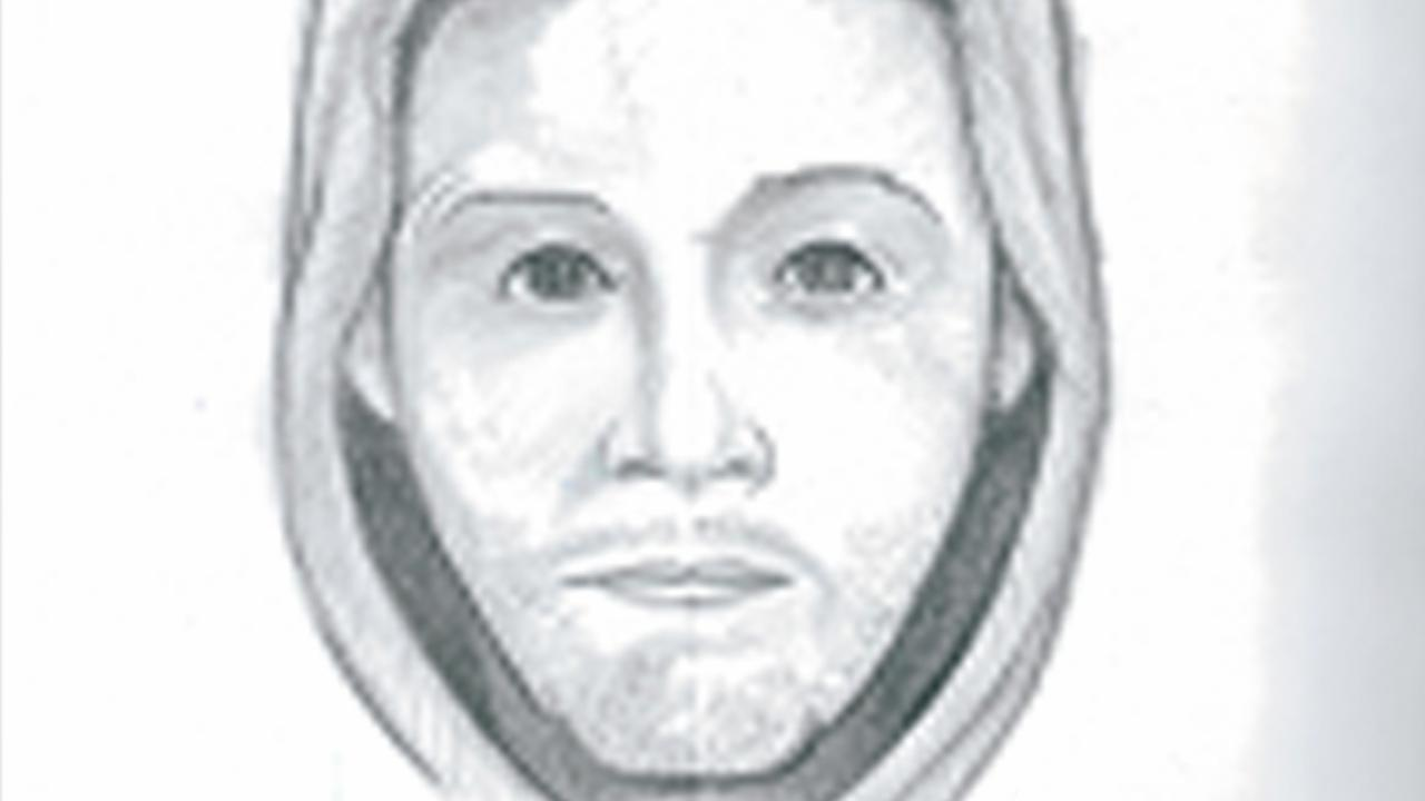 The Oxnard Police Department released this sketch of a suspect wanted for exposing himself in the south side of Oxnard.