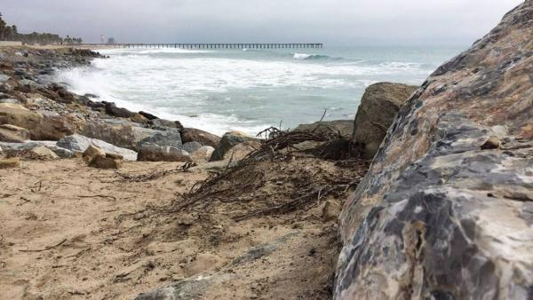 Hueneme Beach erosion has residents concerned