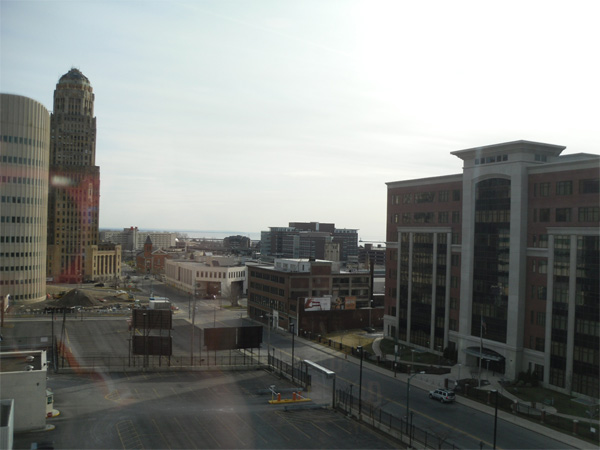 Buffalo, N.Y. came in at  No. 2 on Forbes&#39; list of affordable U.S. cities. Forbes came up with the list by looking at factors such as median asking price of homes and unemployment rates. <span class=meta>(flickr&#47;dougtone)</span>