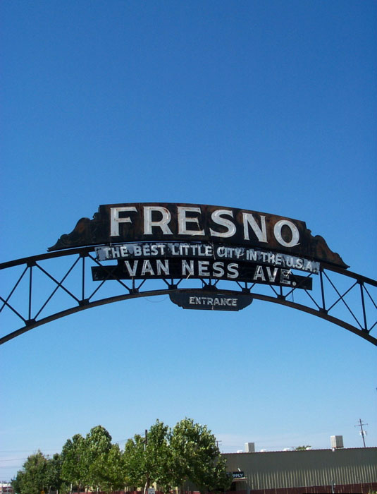 Fresno, Calif. ranked No. 3 on Forbes&#39; 2011 Most Toxic Cities list, which was compiled based on factors such as air and water quality and data collected from the U.S. Environmental Protection Agency. <span class=meta>(flickr&#47;potatono)</span>
