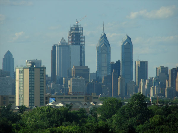 Philadelphia-Camden-Wilmington, Pa.&#47;N.J.&#47;Del.&#47;Md. ranked No.1 on Forbes&#39; 2011 Most Toxic Cities list, which was compiled based on factors such as air and water quality and data collected from the U.S. Environmental Protection Agency. <span class=meta>(flickr&#47;Phil Kates)</span>