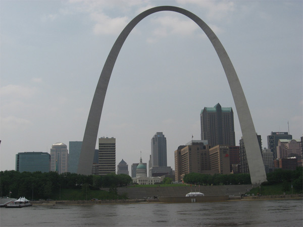 St. Louis, Mo.&#47;Ill. ranked No. 8 on Forbes&#39; 2011 Most Toxic Cities list, which was compiled based on factors such as air and water quality and data collected from the U.S. Environmental Protection Agency. <span class=meta>(flickr&#47;IllinoisHorseSoldier)</span>