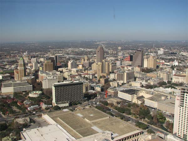 San Antonio, Texas ranked No. 5 on Travel +...