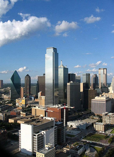 Dallas, Texas is the ninth largest American city in terms of population, with more than 1.2 million people, according to the latest U.S. Census Bureau data. <span class=meta>(flickr &#47;cybershaman)</span>