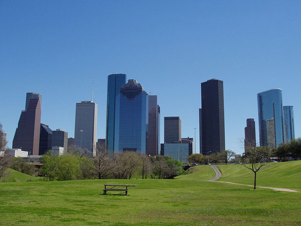 "<div class=""meta ""><span class=""caption-text "">No. 5: With a population of more than 5,860,000, Houston has an unemployment rate of 8.3 percent with 38 percent housing availability and an average per capita personal income of $46,570. (flickr / little black spot on the sun today)</span></div>"
