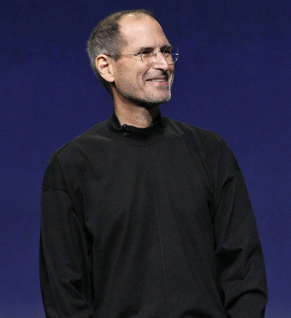 Apple co-founder Steve Jobs died Wednesday, Oct. 5, 2011 at the age of 56.  &#40;Pictured: Steve Jobs speaks at an Apple event at the Yerba Buena Center for the Arts Theater in San Francisco, Wednesday, March 2, 2011.&#41; <span class=meta>(AP Photo&#47;Jeff Chiu)</span>