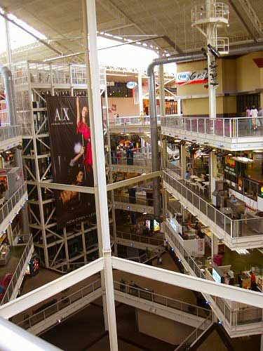 Palisades Center in West Nyack, N.Y., is No. 8 on Yahoo's Most Visited Shopping Malls list.