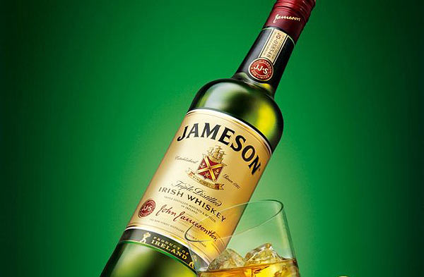 No. 2: Jameson Irish Whiskey. Expensive liquors help make up 2.9 percent of stolen goods in North America, according to Adweek. <span class=meta>(facebook.com)</span>