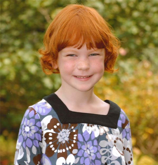 This photo provided by the family shows Catherine Hubbard. The girl was killed Friday, Dec. 14, 2012, when a gunman opened fire at Sandy Hook elementary school in Newtown, Conn., killing 26 children and adults at the school.