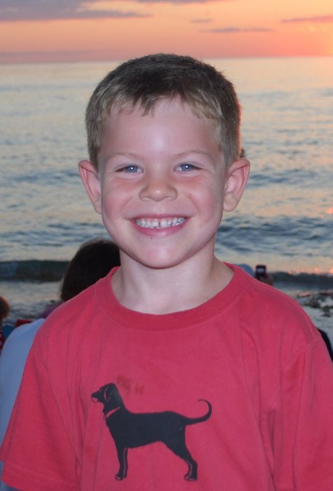 This photo provided by the family shows Jack Armistead Pinto. The 6-year-old was one of the victims in the Sandy Hook elementary school shooting in Newtown, Conn. on Dec. 14, 2012.  <span class=meta>(Courtesy of the Pinto Family)</span>
