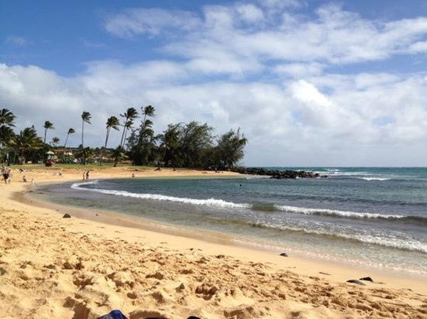 "<div class=""meta ""><span class=""caption-text "">Poipu Beach Park in Poipu, Hawaii ranked No. 13 on TripAdvisor's 2013 Traveler's Choice Beaches Awards list. The travel website says the beach is great for visits year-round. (TripAdvisor)</span></div>"