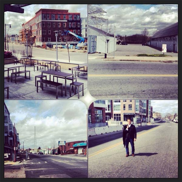"<div class=""meta ""><span class=""caption-text "">Boston streets are completely empty - no taxis, no Metro, all businesses closed - as the massive manhunt for Boston Marathon bombing suspect Dzhokhar Tsarnae continues Friday, April 19, 2013. (KABC-TV Photo / Reporter Elex Michaelson)</span></div>"