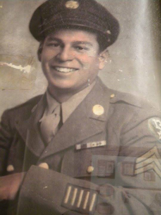 ABC7 viewer Catrece Reyes sent in this photo in honor of Veterans Day. Post a photo of a veteran you want to honor on our ABC7 Facebook page or send us photos on Twitter or Instagram with #abc7salutes. Pay tribute to the men and women who fight for our country! Post a photo of a veteran you want to honor on our ABC7 Facebook page. You can also send us your photos on Twitter or Instagram with #abc7salutes. <span class=meta>(ABC7 viewer Catrece Reyes)</span>