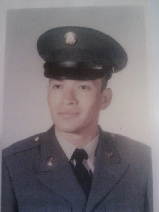 ABC7 viewer Diane Talavera Arana sent in this photo of Alfredo Tovar in honor of Veterans Day. Post a photo of a veteran you want to honor on our ABC7 Facebook page or send us photos on Twitter or Instagram with #abc7salutes. Pay tribute to the men and women who fight for our country! Post a photo of a veteran you want to honor on our ABC7 Facebook page. You can also send us your photos on Twitter or Instagram with #abc7salutes. <span class=meta>(ABC7 viewer Diane Talavera Arana)</span>