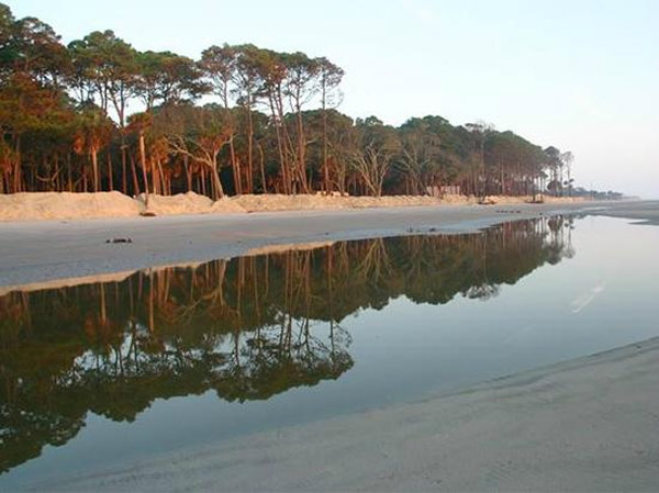 Hunting Island State Park in Beaufort, S.C. ranked No. 14 on TripAdvisor's 2013 Traveler's Choice Beaches Awards list. According to the travel website, the best time to visit is between April and October.
