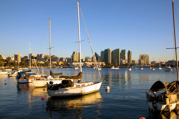San Diego ranked No. 1 in a list of top Labor Day getaway destinations, according to a survey of the Auto Club&#39;s AAA Travel agents. <span class=meta>(KABC)</span>
