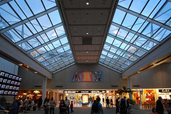 Orlando International Airport was ranked No. 6 in a Travel &#43; Leisure list of America&#39;s safest airports. The list was compiled using FAA data. <span class=meta>(www.flikr.com&#47;gordontarpley)</span>