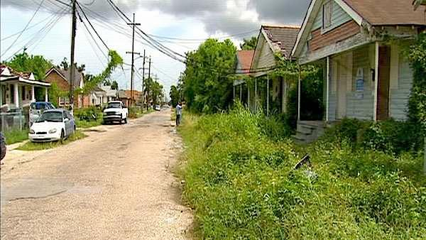 New Orleans Five Years Later: Lower 9th Ward