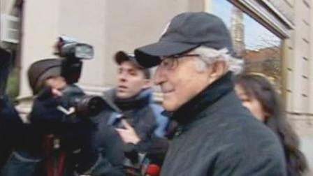 Bernie Madoff appears in this undated file photo.