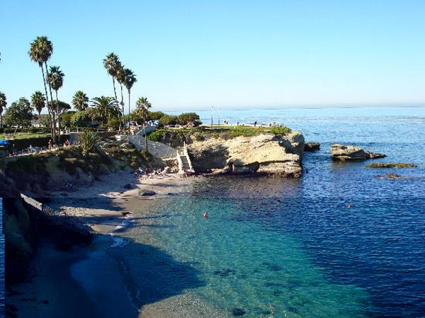 La Jolla Cove in La Jolla, Calif. ranked No. 8 on TripAdvisor&#39;s 2013 Traveler&#39;s Choice Beaches Awards list. The travel website says the beach is great for visits year-round. <span class=meta>(TripAdvisor)</span>