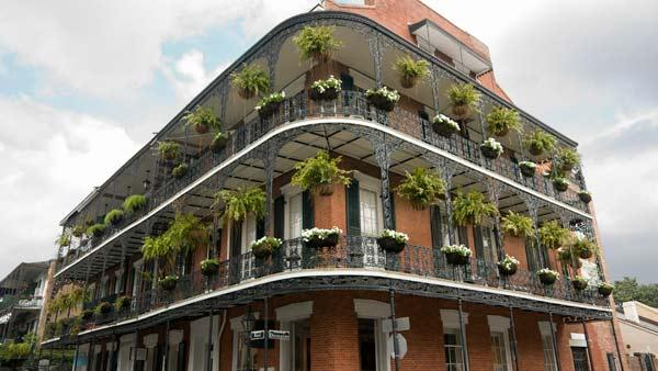 New Orleans, La. ranked No. 8 in Realtor.com's list of the spookiest towns in America. The list was compiled following extensive resear