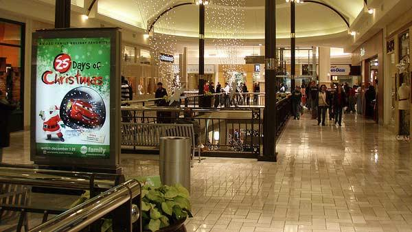 Tyson Corner Center in McLean, Va., is No. 10 on Yahoo's Most Visited Shopping Malls list.