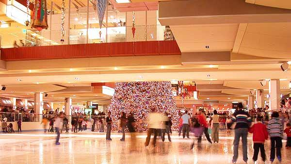 The Houston Galleria in Houston, Texas, is No. 6 on Yahoo's Most Visited Shopping Malls list.